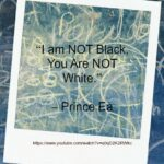 Song - I Am NOT Black, You Are NOT White by Prince Ea